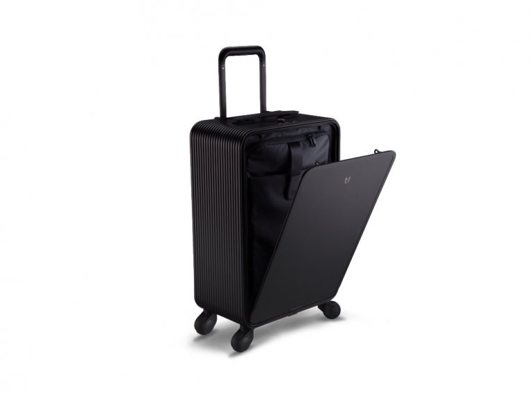 One-Touch Open Aluminum Carry-On by TUPLUS - 7