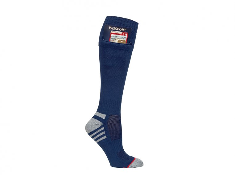 Women's Passport Pocket Socks by Pocket Socks® - 3