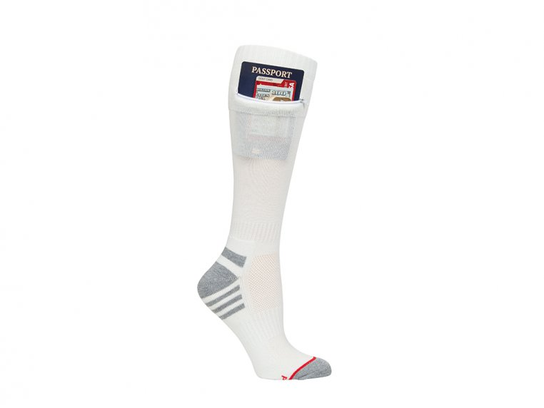 Women's Passport Pocket Socks by Pocket Socks® - 4
