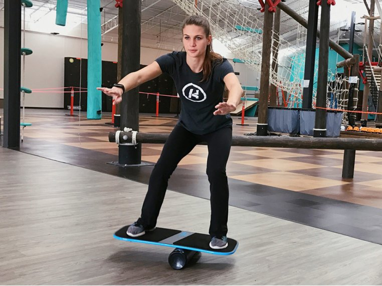 3-in-1 Fitness Balance Board by Revolution Balance Boards - 1