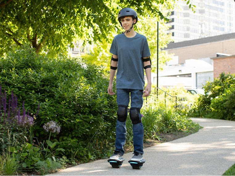 Self-Balancing Hover Shoes by Voyager - 2