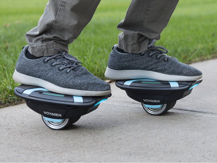 Self-Balancing Hover Shoes by Voyager - 4