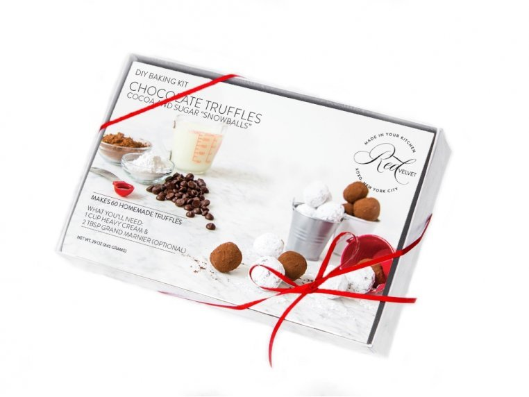 DIY Chocolate Truffle Kit by Red Velvet NYC - 4