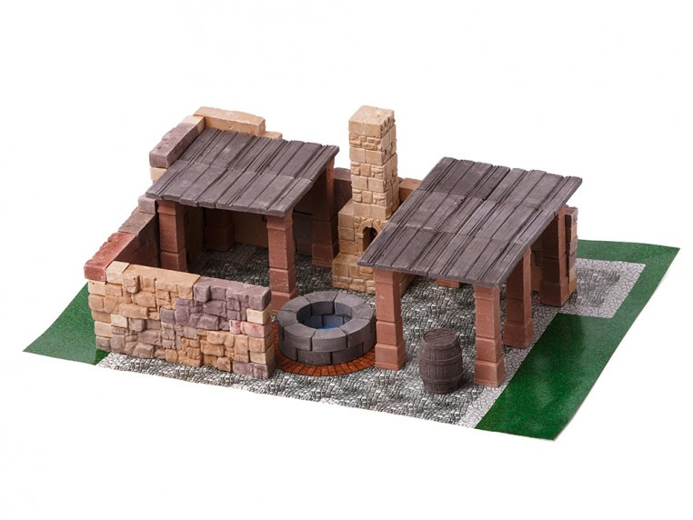 Standalone Build Toy Construction Set by Wise Elk - 11