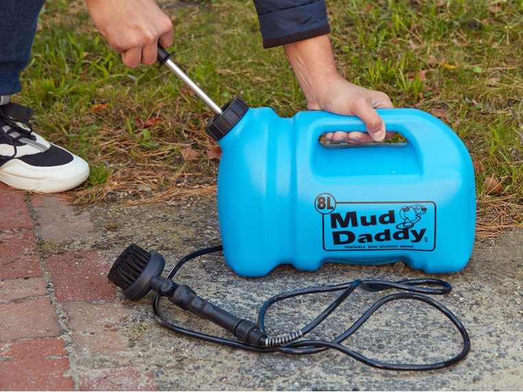 Portable Pressure Washer by Mud Daddy - 2