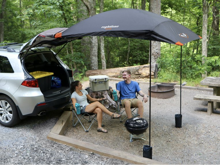 SUV Tailgating Canopy Tent by Rightline Gear - 3