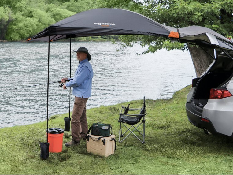 SUV Tailgating Canopy Tent by Rightline Gear - 4