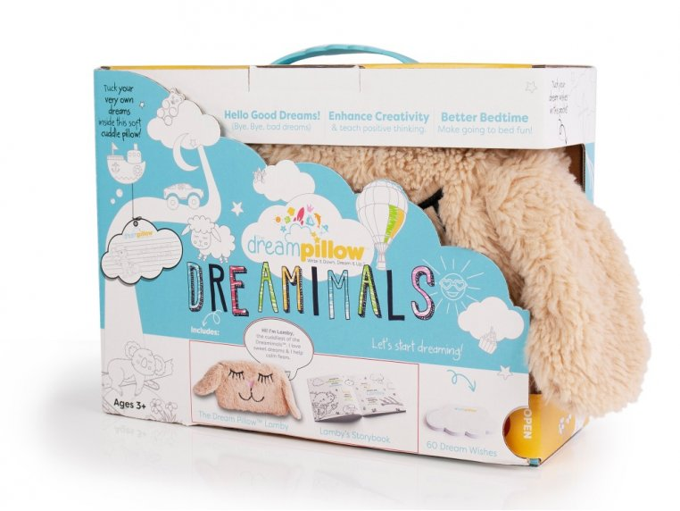 Dreamimal™ Plush Comfort Animal Pillow by The Dream Pillow - 3