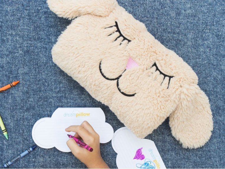 Dreamimal™ Plush Comfort Animal Pillow by The Dream Pillow - 1