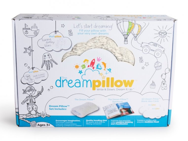 Dream Wishing Comfort Pillow by The Dream Pillow - 5