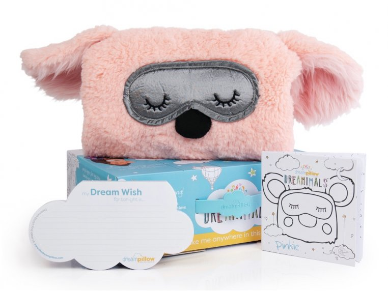 Dreamimal™ Plush Comfort Animal Pillow by The Dream Pillow - 4