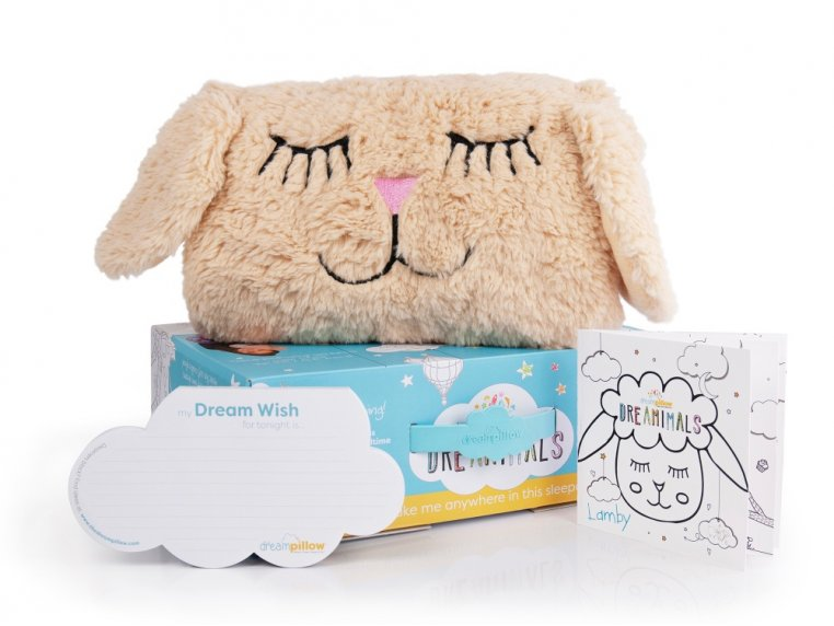 Dreamimal™ Plush Comfort Animal Pillow by The Dream Pillow - 5