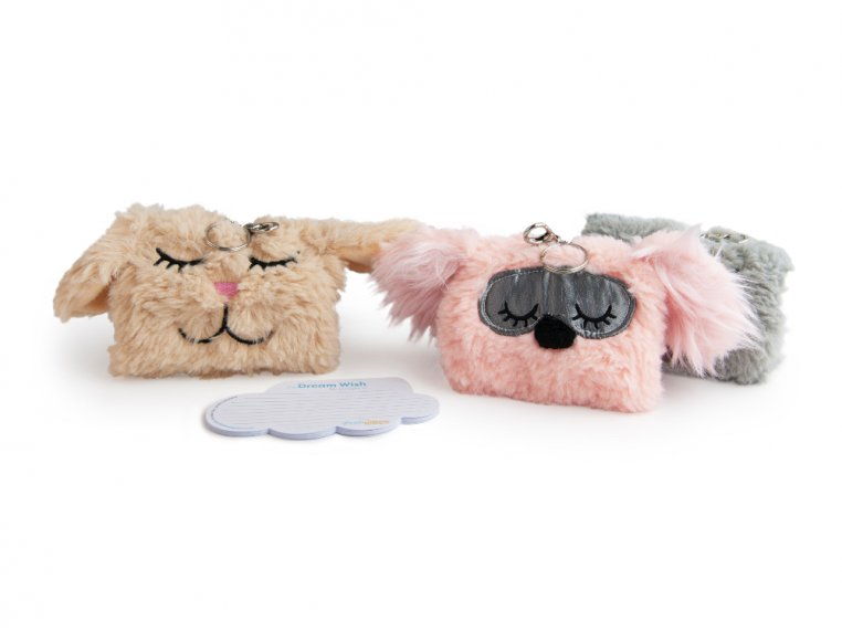 DayDreamimal™ Comfort Animal Keychains by The Dream Pillow - 4