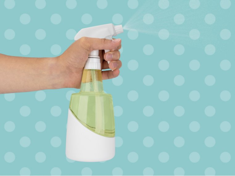 Eco-friendly Spray Cleaner & Bottle by Mortier Pilon - 1