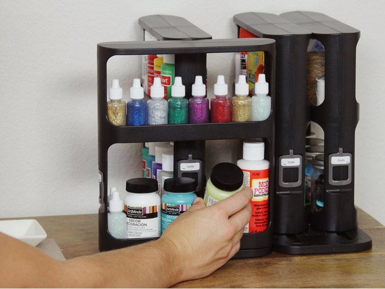 Instant Access Cabinet Organizer by Cabinet Caddy - 4