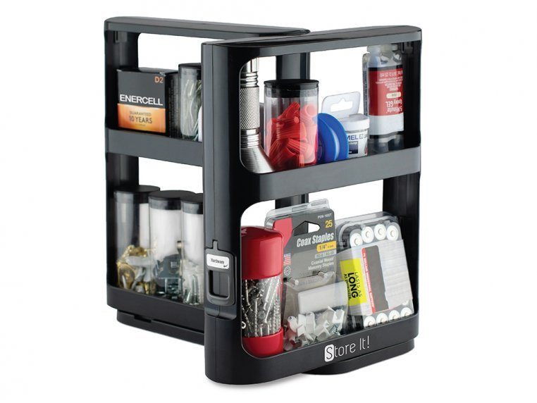 Instant Access Cabinet Organizer by Cabinet Caddy - 5