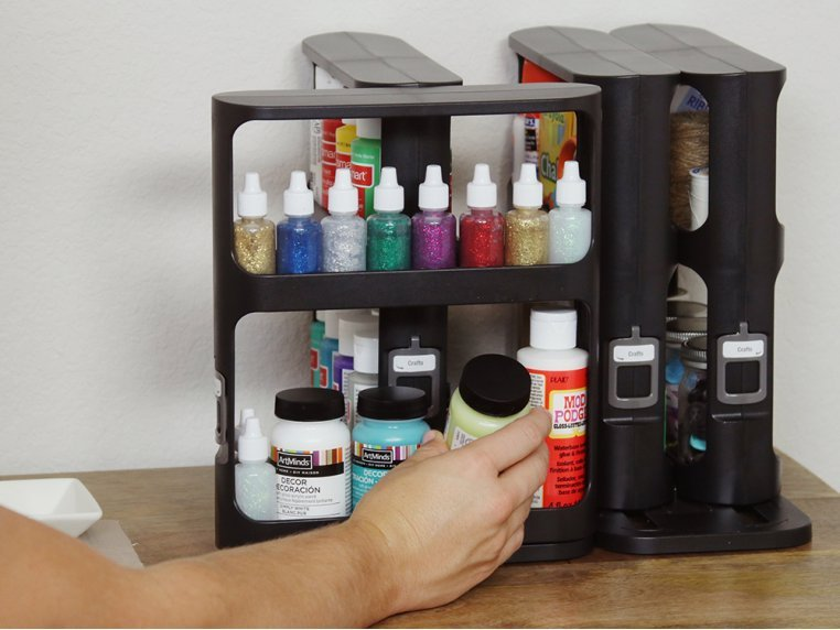 Instant Access Cabinet Organizer by Cabinet Caddy - 3