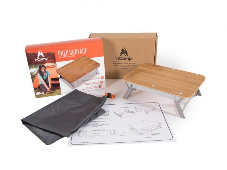 Collapsible Cutting Board With Feet by nCamp - 4