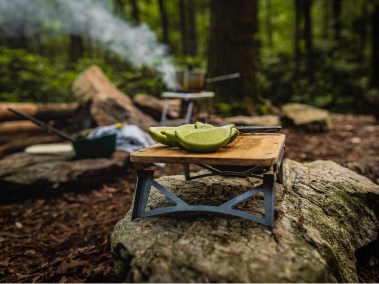 Collapsible Cutting Board With Feet by nCamp - 1