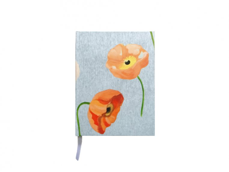 Floral Hardcover Journal by India & Purry by Jessica Hollander - 6