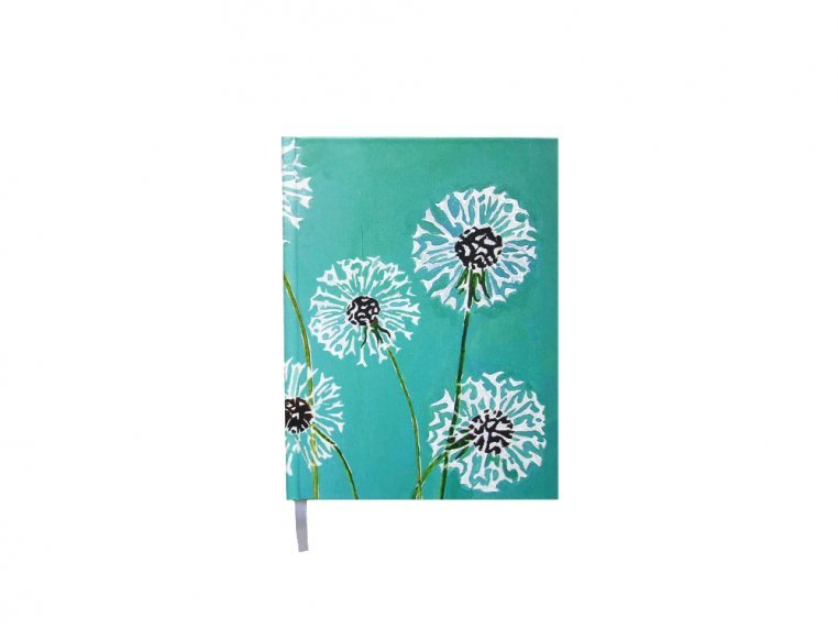 Floral Hardcover Journal by India & Purry by Jessica Hollander - 7