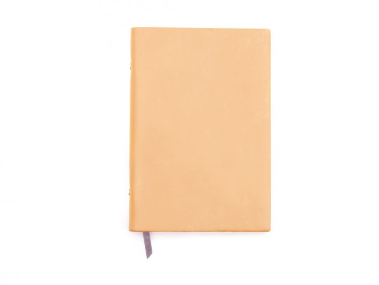 Refillable Leather Notebook by Endeavor Writing Co. - 6