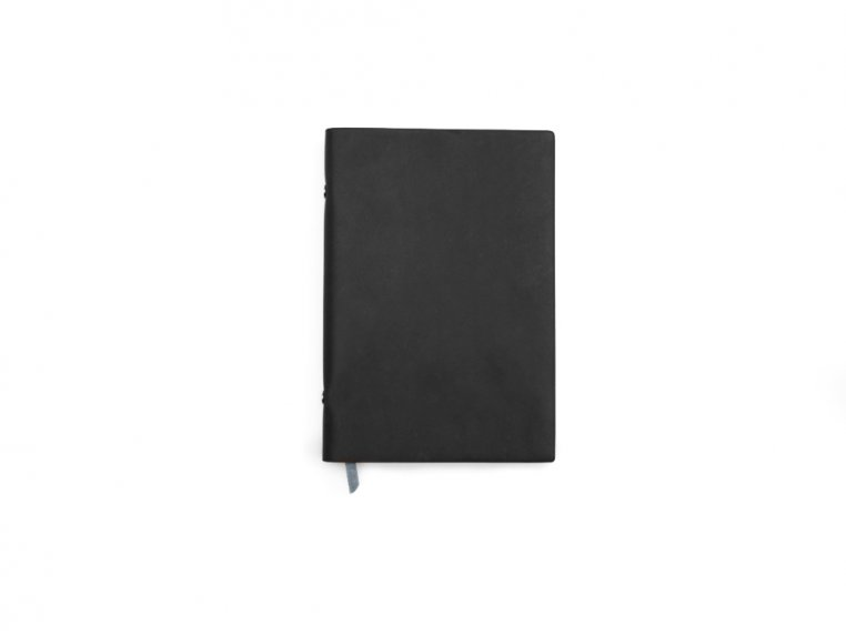Refillable Leather Notebook by Endeavor Writing Co. - 8