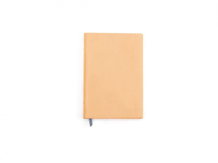 Refillable Leather Notebook by Endeavor Writing Co. - 9
