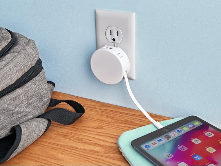 Retractable Phone Charger by Bibicharger - 1