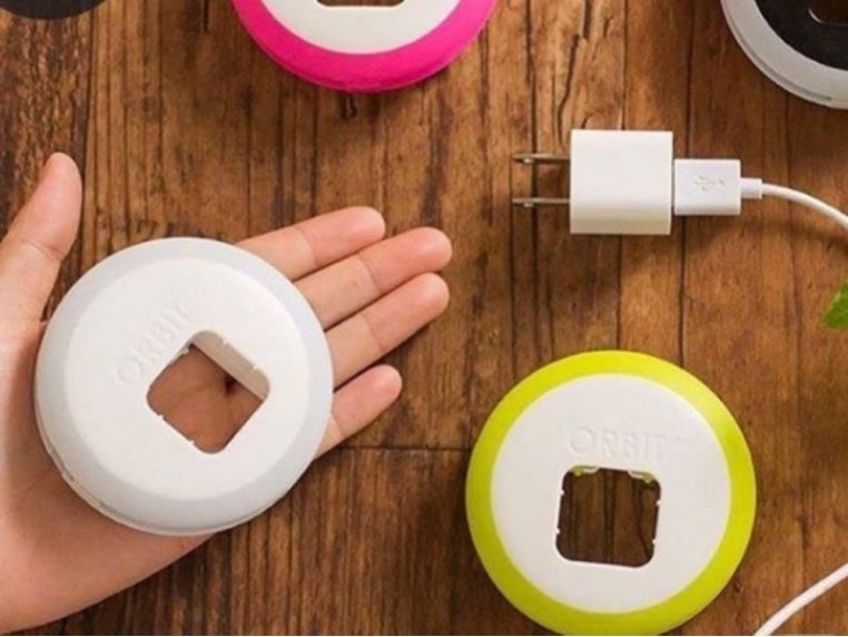 ORBIT™ iPhone Outlet Cord Organizer by HIP Product Factory - 2