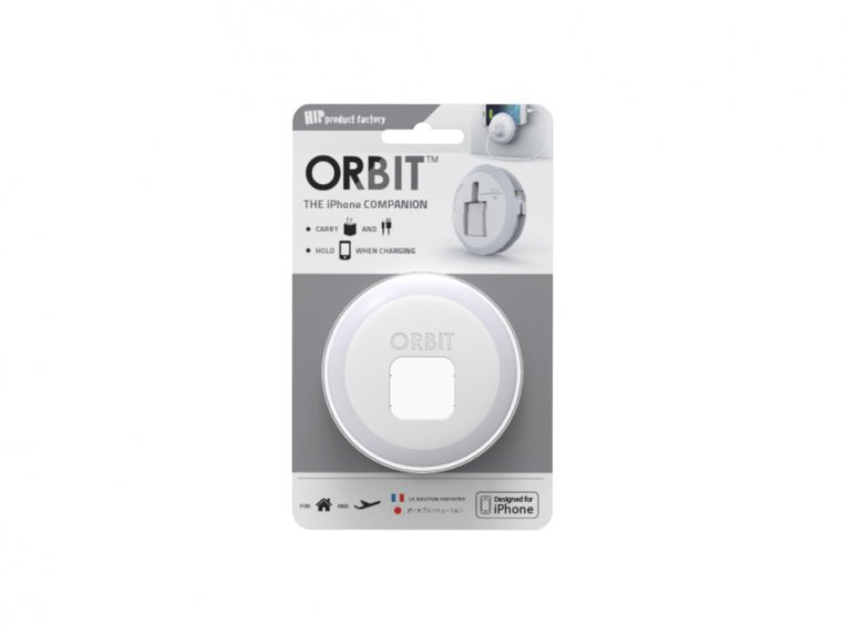 ORBIT™ iPhone Outlet Cord Organizer by HIP Product Factory - 5