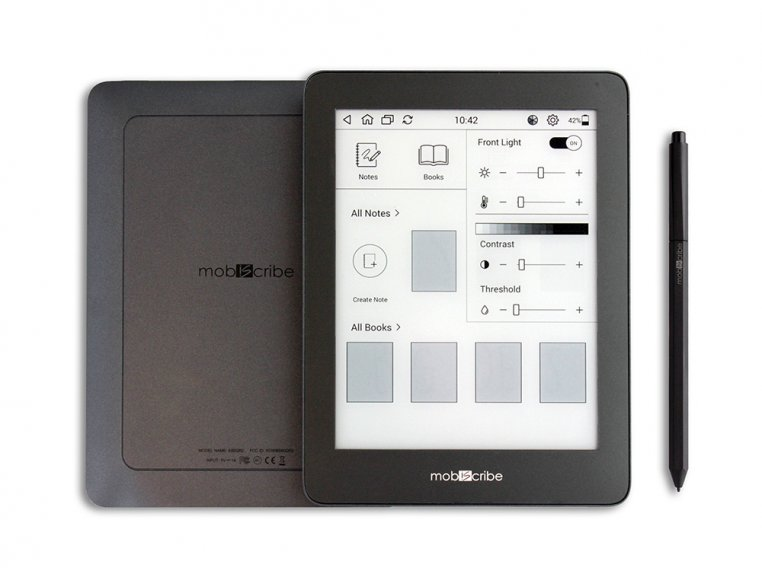 Electronic Notepad & Reader by MobiScribe - 3