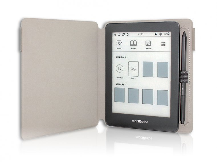Electronic Notepad & Reader by MobiScribe - 4