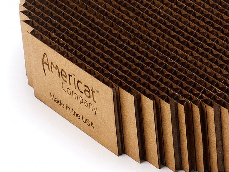Durable Cardboard Cat Scratching Pad by Americat Company - 3