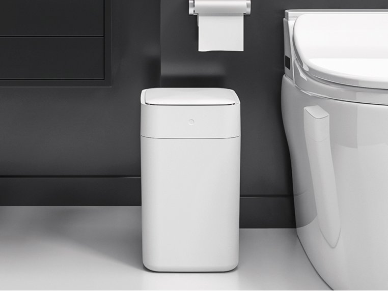 Automatic Sealing Smart Trash Can by TOWNEW - 1