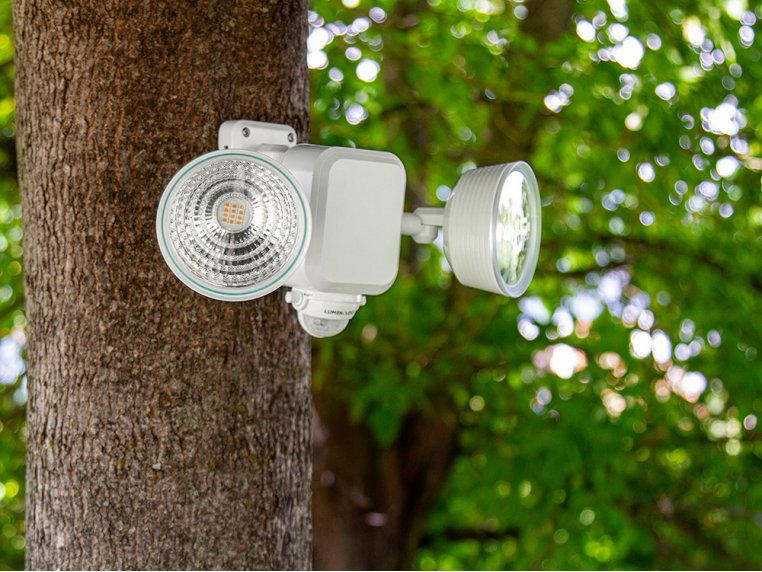 Dual Security LED Motion Light by Lumenology - 2
