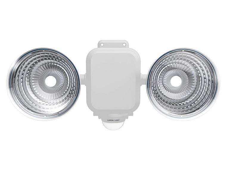 Dual Security LED Motion Light by Lumenology - 8
