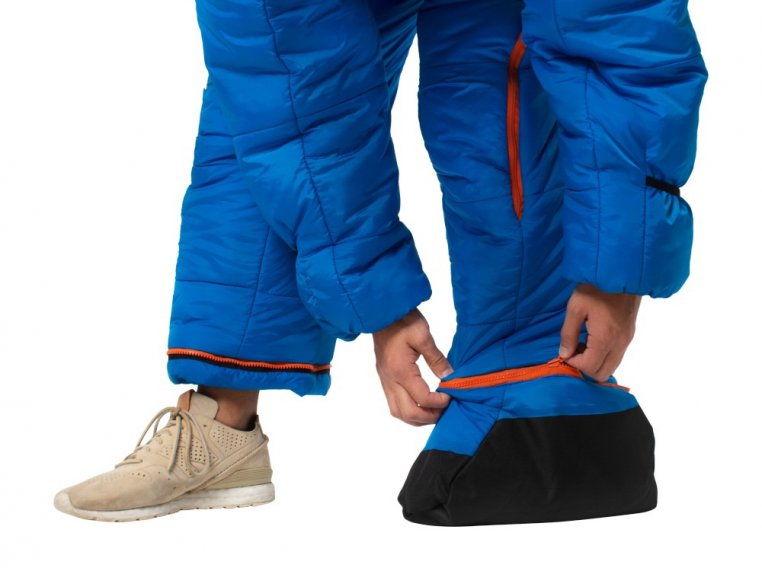 Wearable Sleeping Bag Suit by Selk'bag - 4