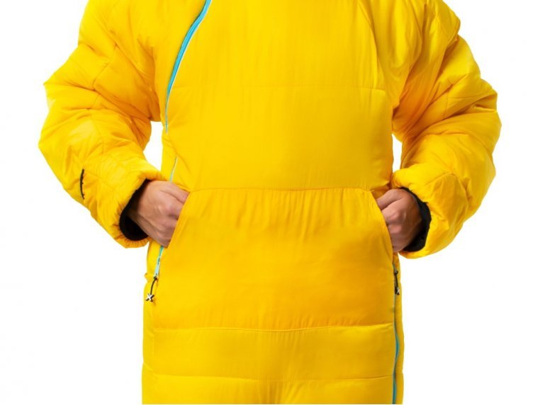 Wearable Sleeping Bag Suit by Selk'bag - 5