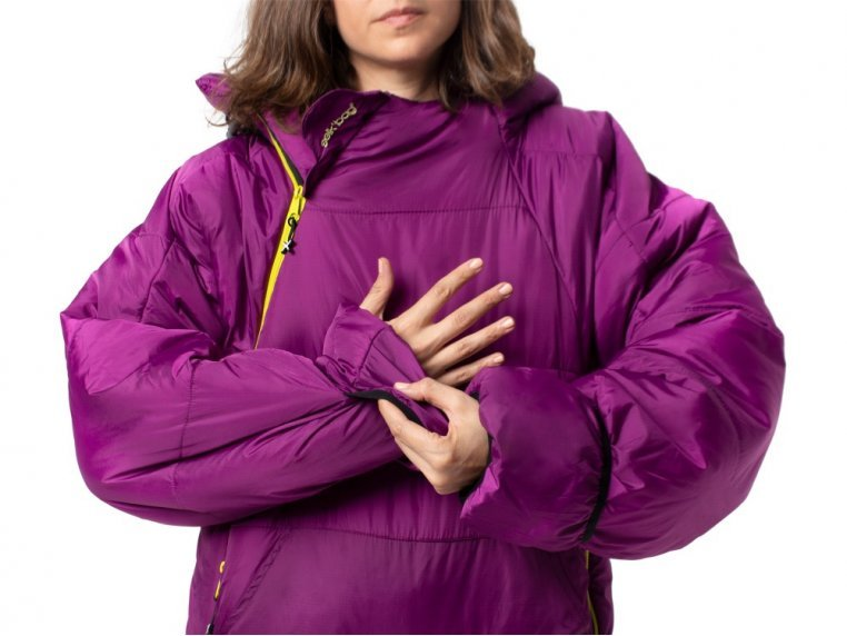 Wearable Sleeping Bag Suit by Selk'bag - 7