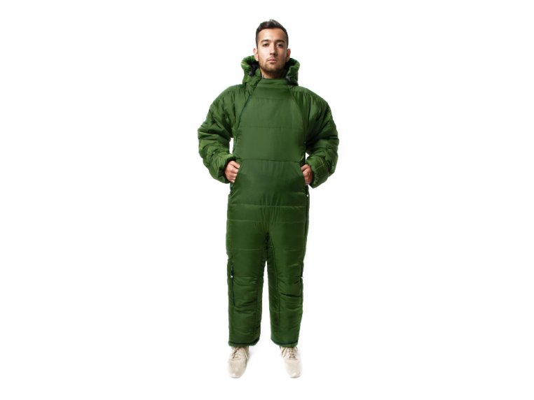Wearable Sleeping Bag Suit by Selk'bag - 9