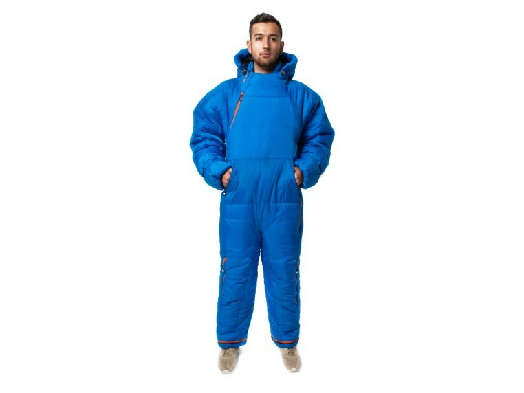 Wearable Sleeping Bag Suit by Selk'bag - 10