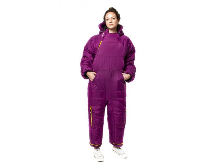 Wearable Sleeping Bag Suit by Selk'bag - 11