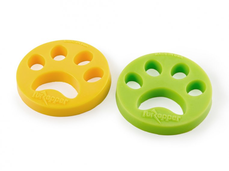 Pet Hair Remover for Laundry - 2-Pack by FurZapper - 3