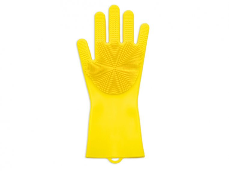 Silicone Pet Grooming Glove by FurZapper - 3