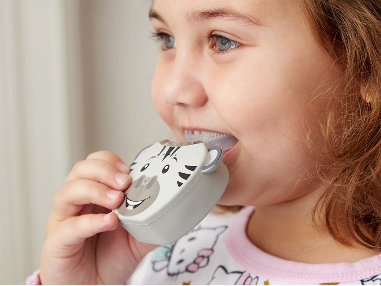 Kids Automatic Mouthpiece Toothbrush by AutoBrush - 3