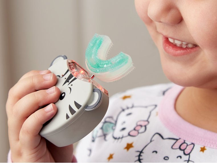 Kids Automatic Mouthpiece Toothbrush by AutoBrush - 1