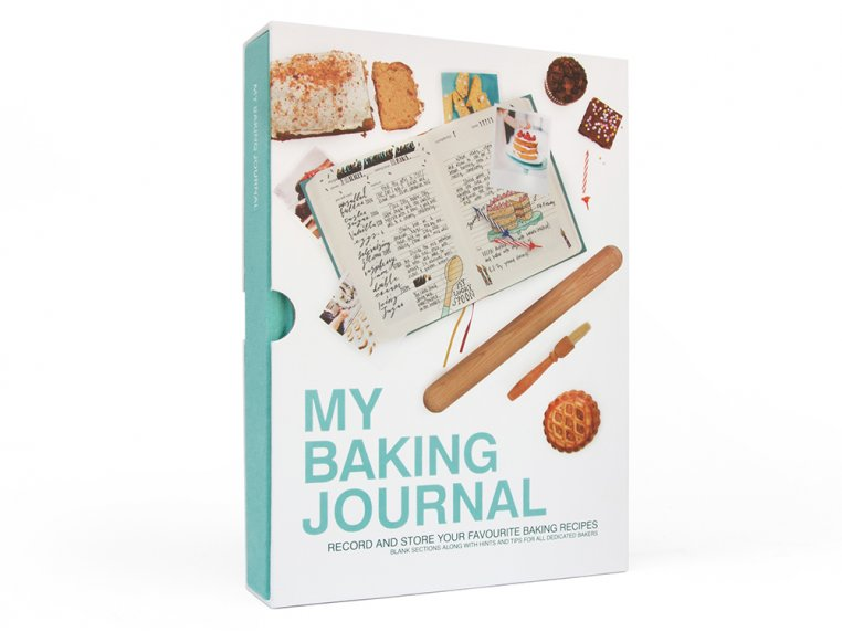 Recipe Journal by Suck UK - 4
