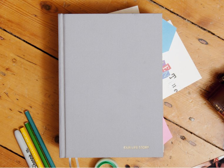 Life Story Personal Journal by Suck UK - 2