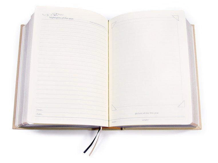 Life Story Personal Journal by Suck UK - 3